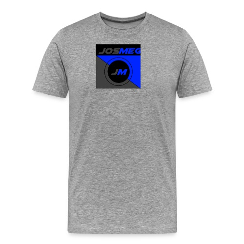 JOSMEG LOGO OFFICIAL - Men's Premium T-Shirt