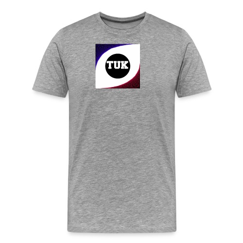 new stream and youtube logo - Men's Premium T-Shirt