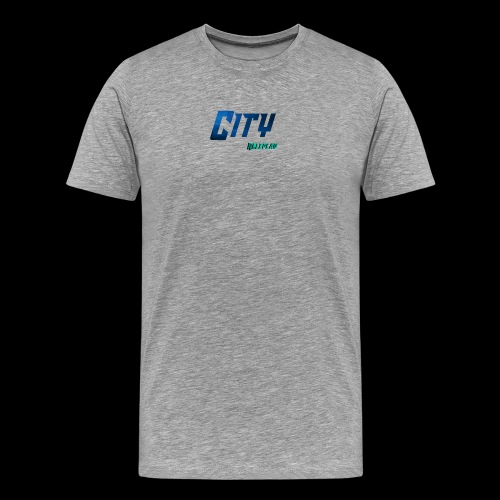 CityRP | Logo - Männer Premium T-Shirt