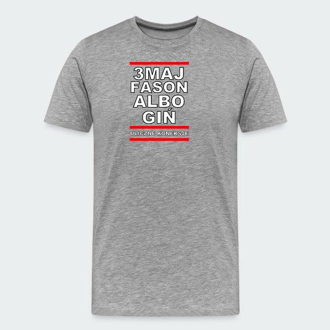 Koszulka Męska Premium 3MajFason