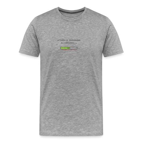 vetement telechargement - T-shirt Premium Homme