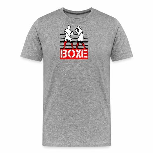BOXE - Maglietta Premium da uomo