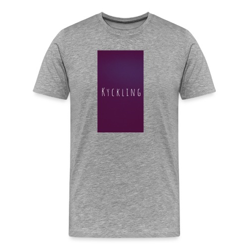 K Y C K L I N G - Premium-T-shirt herr