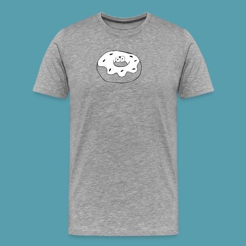 Donitsi - Miesten premium t-paita