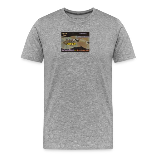 Enemy_Vevo_Picture - Men's Premium T-Shirt