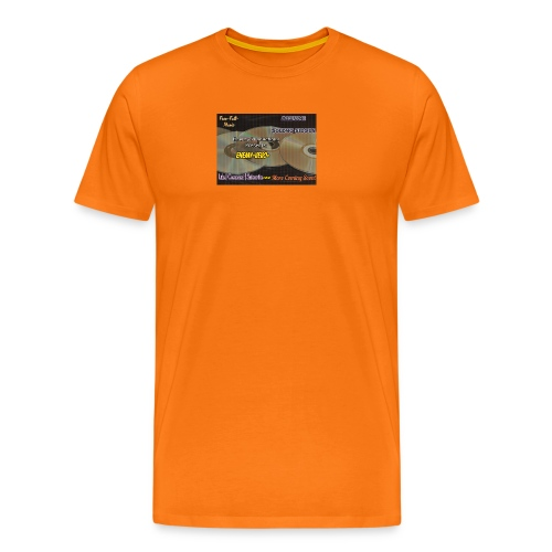 Enemy_Vevo_Picture - Men's Premium T-Shirt