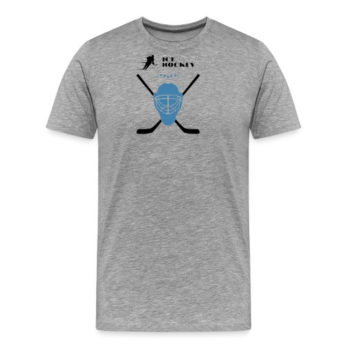 IceHockey - Miesten premium t-paita