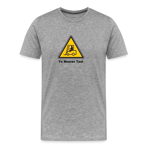 Mamas Isle Taxi - Men's Premium T-Shirt