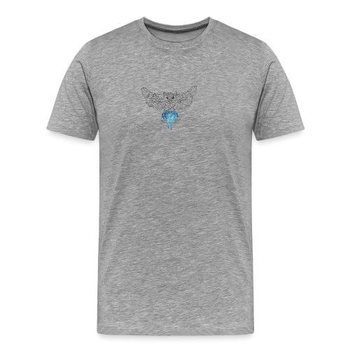 Dynamic Royal Owl-Tanktop - Premium-T-shirt herr
