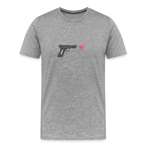 GUN ROSE [S GANG] - T-shirt Premium Homme