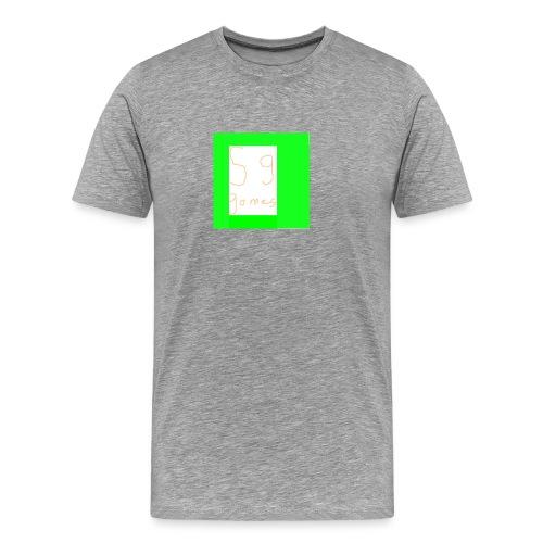 DHdhf - Mannen Premium T-shirt