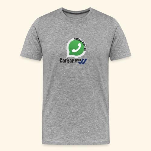 carbagerungroepkleding - Mannen Premium T-shirt