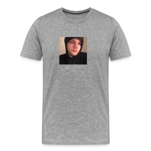 bästa you tuben - Premium-T-shirt herr