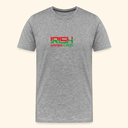 Irish Gamer Ladd - Men's Premium T-Shirt