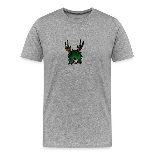 Pixelart Perdita - Männer Premium T-Shirt