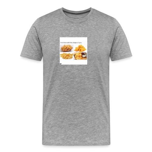 Shape - Männer Premium T-Shirt