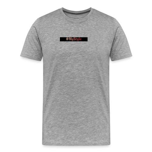 #MyStyle Männer Kleidung - Männer Premium T-Shirt