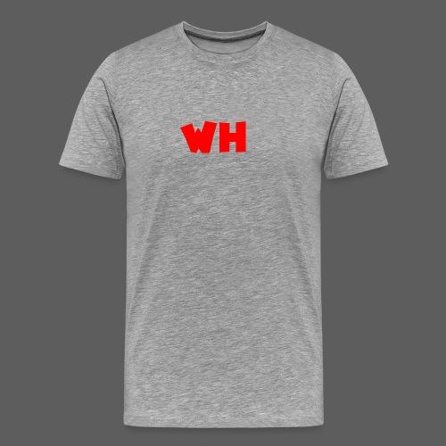 WH - Mannen Premium T-shirt