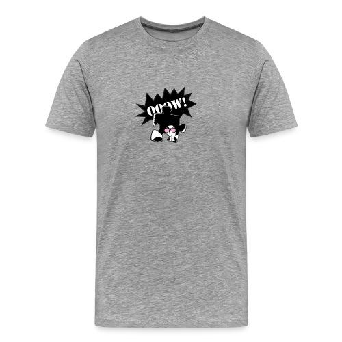 OOOW - AFROCOOL - Maglietta Premium da uomo
