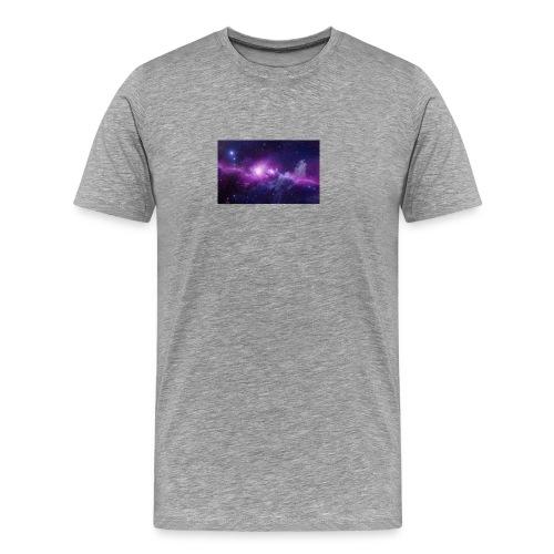 tshirt galaxy - T-shirt Premium Homme