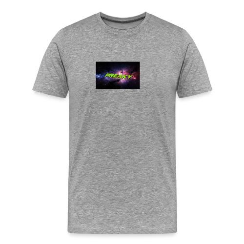 Freaky Mussemåtte - Herre premium T-shirt