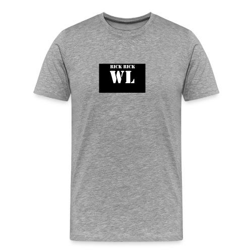 wl - Mannen Premium T-shirt