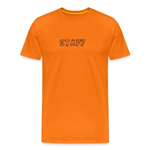 STAFF - Maglietta Premium da uomo