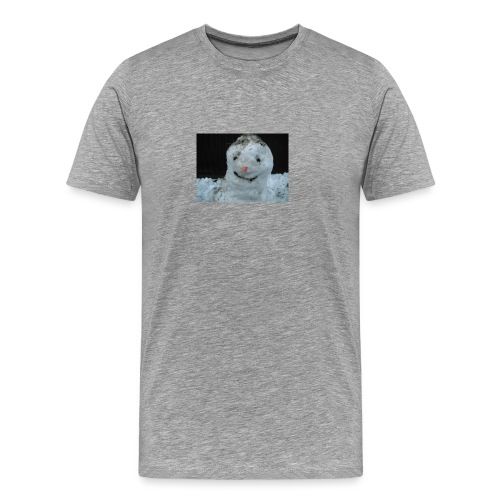 Snow Man - Men's Premium T-Shirt