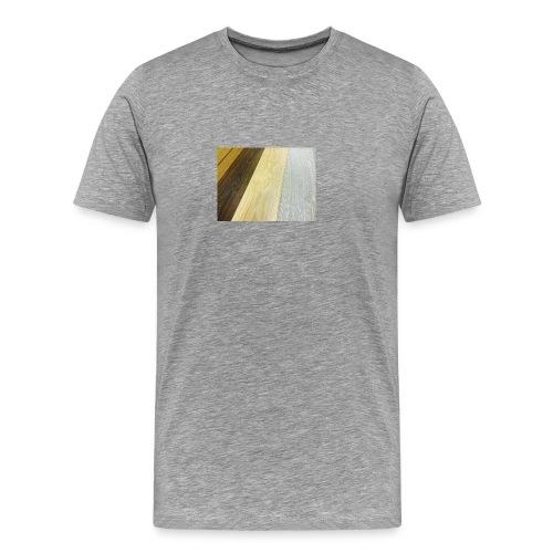Texturas - Camiseta premium hombre