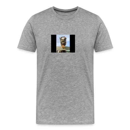 Hahaha - Herre premium T-shirt