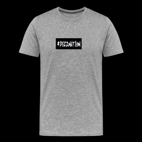 DECZNATION - Men's Premium T-Shirt