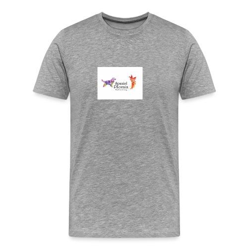 SPR 1 - Men's Premium T-Shirt