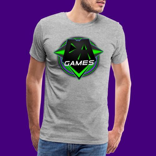 DAGames Logo - Men's Premium T-Shirt