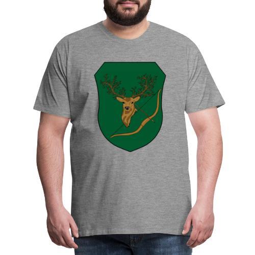 blason ryujinken - T-shirt Premium Homme
