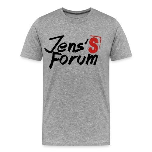 Forum Logo - Herre premium T-shirt