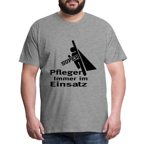 Pflegekraft Anerkenunngs Geschenk - Männer Premium T-Shirt