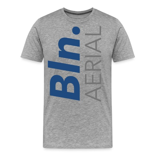 BA_shirt01_wir-drucken-sh - Männer Premium T-Shirt