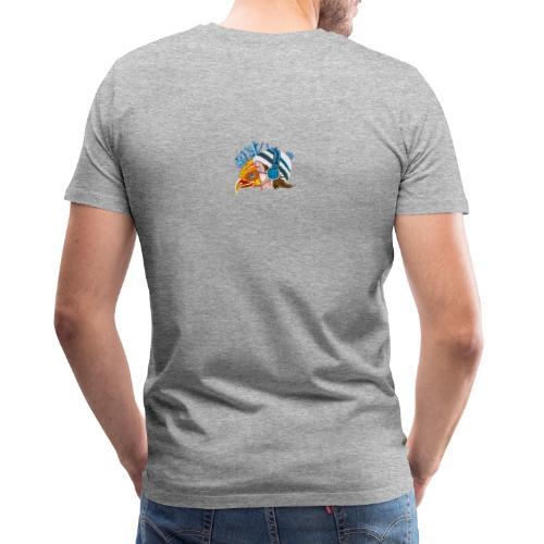 Fénix de invierno - Camiseta premium hombre