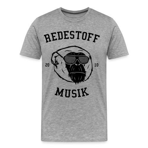 college - Männer Premium T-Shirt
