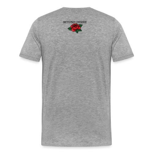 BD ROSE - Männer Premium T-Shirt