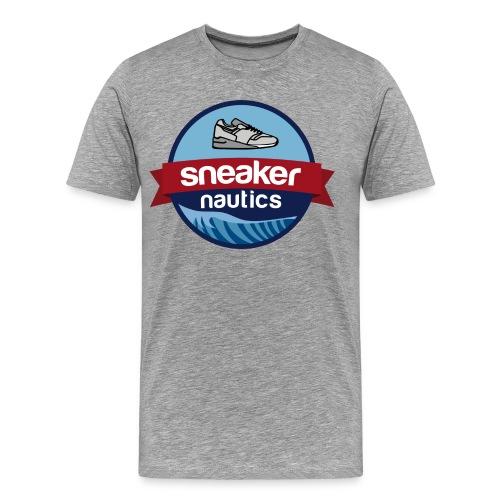 snkrntcs_logo - Männer Premium T-Shirt