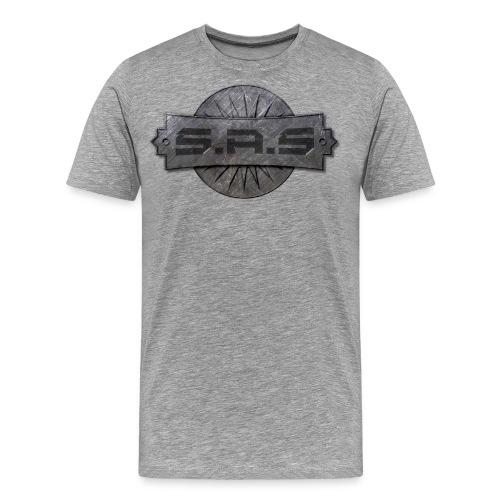 S.A.S. tshirt men - Mannen Premium T-shirt