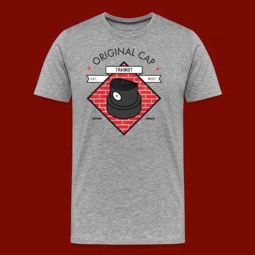 • Original Classic Cap • - T-shirt Premium Homme