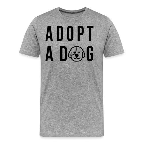 adoptdontshop s png - Männer Premium T-Shirt