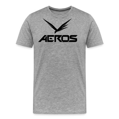AVIO White - Mannen Premium T-shirt