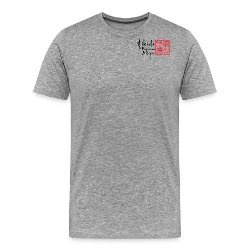 HANKO e shodo - Maglietta Premium da uomo