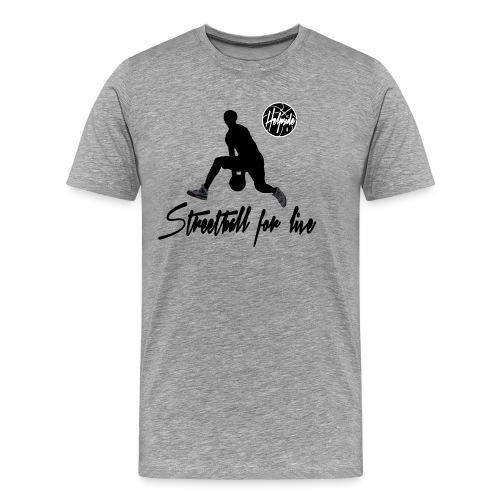 Shirt design2 png - Männer Premium T-Shirt