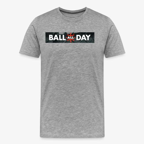 BallalldayLogo Photo 01 0 - Männer Premium T-Shirt