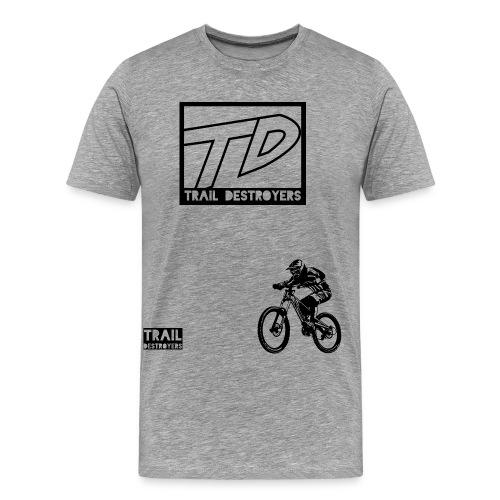 Trail Destroyers - Männer Premium T-Shirt