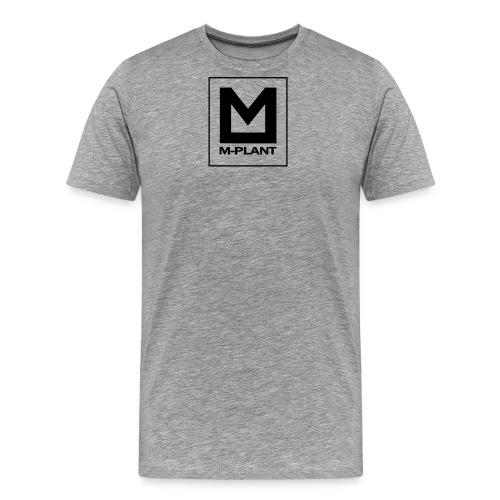 mplant oldschool 01 - Men's Premium T-Shirt